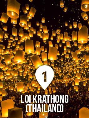 Loi Krathong (Thailand)