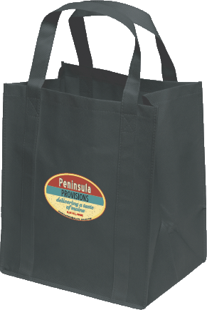 Peninsula Provisions: delivery bag