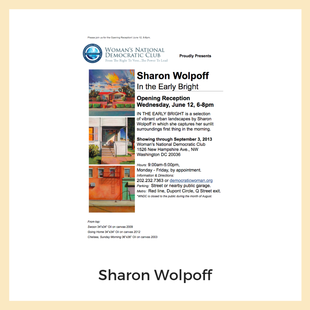 Sharon Wolpoff. Email Marketing