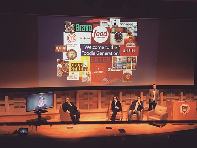 Welcome to the Foodie Generation! Thank you to our wonderful speakers on our panel about food and beverage trends. #hec91 #thenewnormal