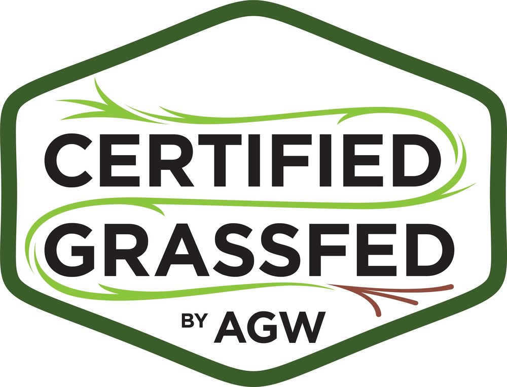 A Greener World Certified Grassfed