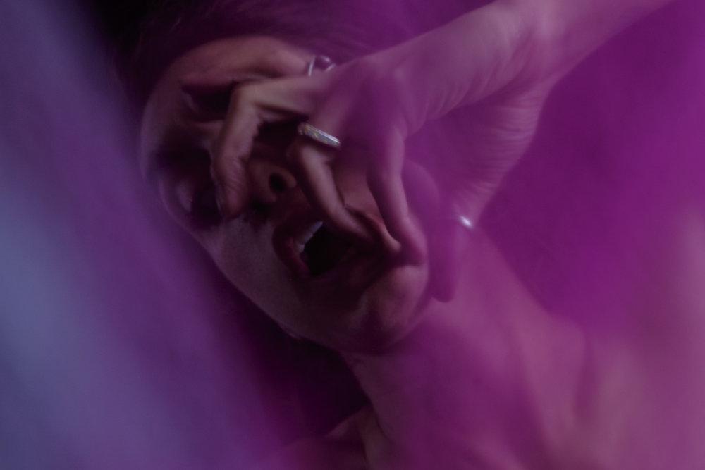 Aura (inverse Hierophant) 2017