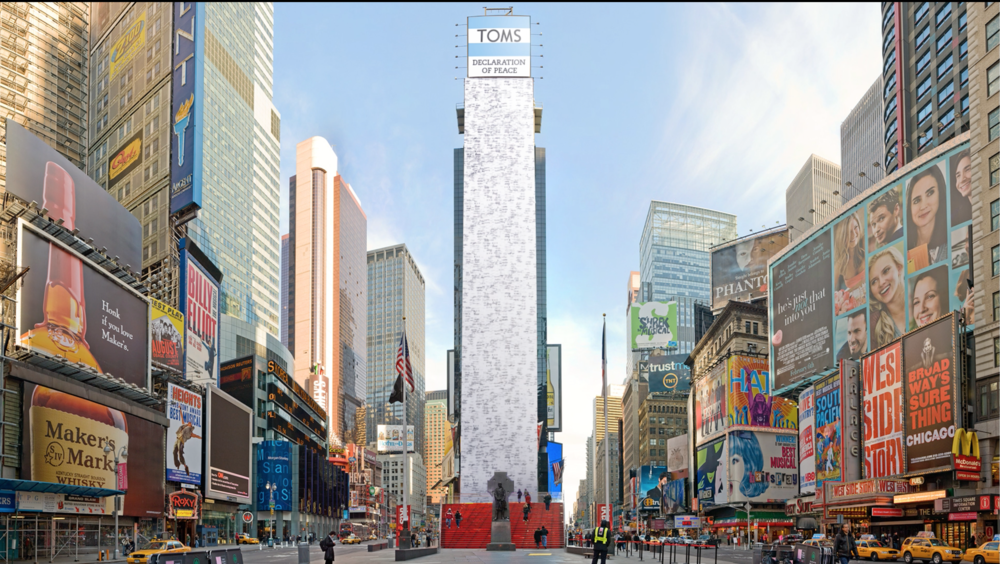 Interactive billboard