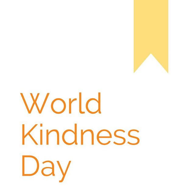 Happy #worldkindnessday 💛🧡 How were you kind today? Tell us below!