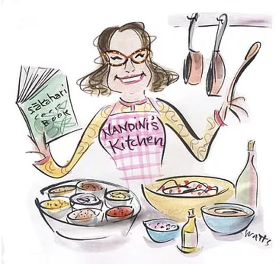 Illustration by Sharon Watts