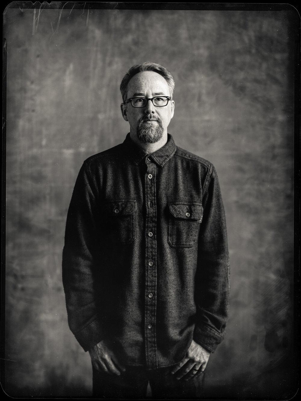 Portrait of Austin Granger Standing