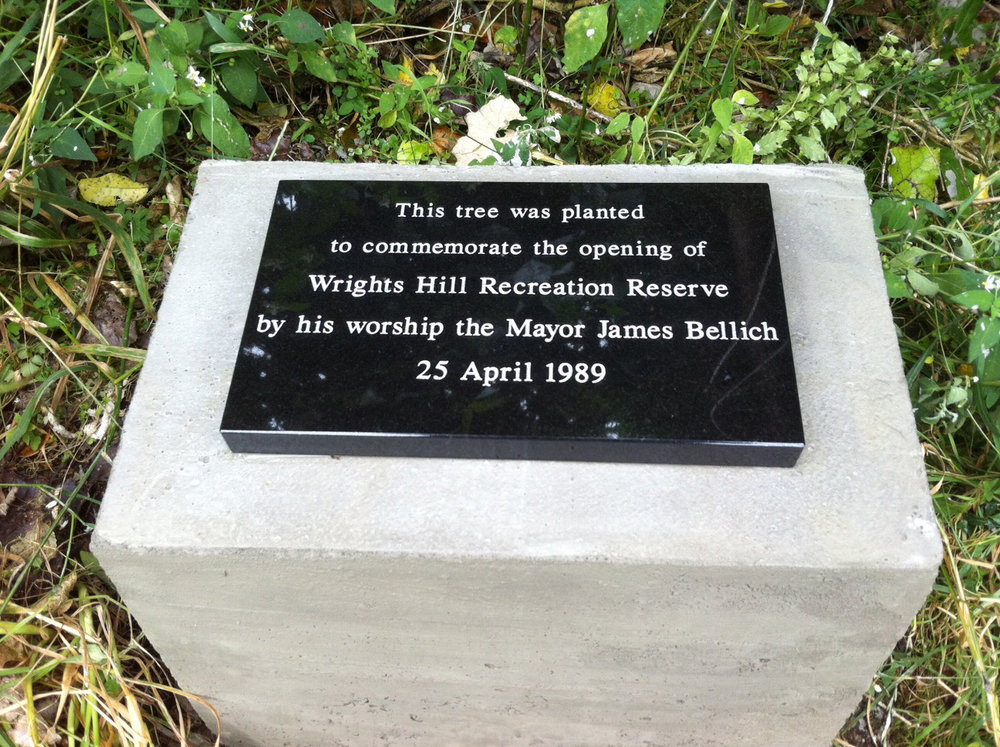 Wrights Hill Plaque 2.JPG