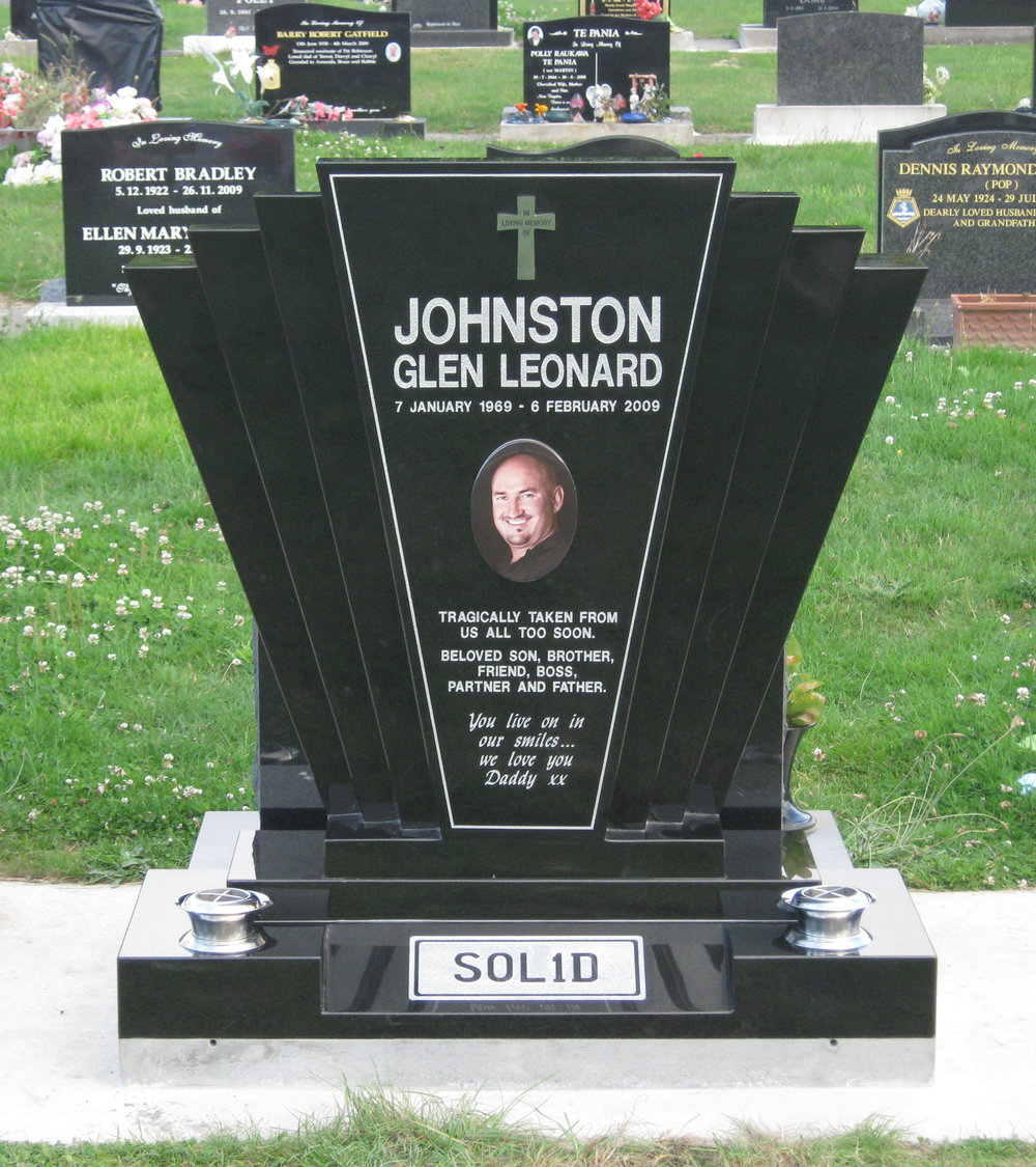 Black Granite Monument. Custom Design.jpg