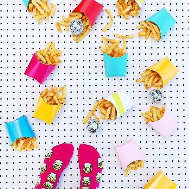 @sprinkledforlife is feeling FRI-YAY! #HomeInHotSox