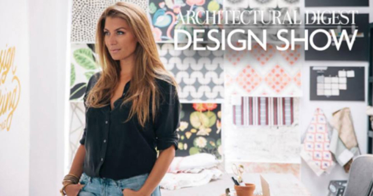 """Top Ten: Celebrated Designers Pick Their Favorite New Furnishings."" Join Trish Hall at 1:30pm in the Jenn-Air Master Class Studio with panelists Joe Nahem, Genevieve Gorder, Mara Miller and Jesse Carrier. The New York Times Design Series, #ADDS2016."
