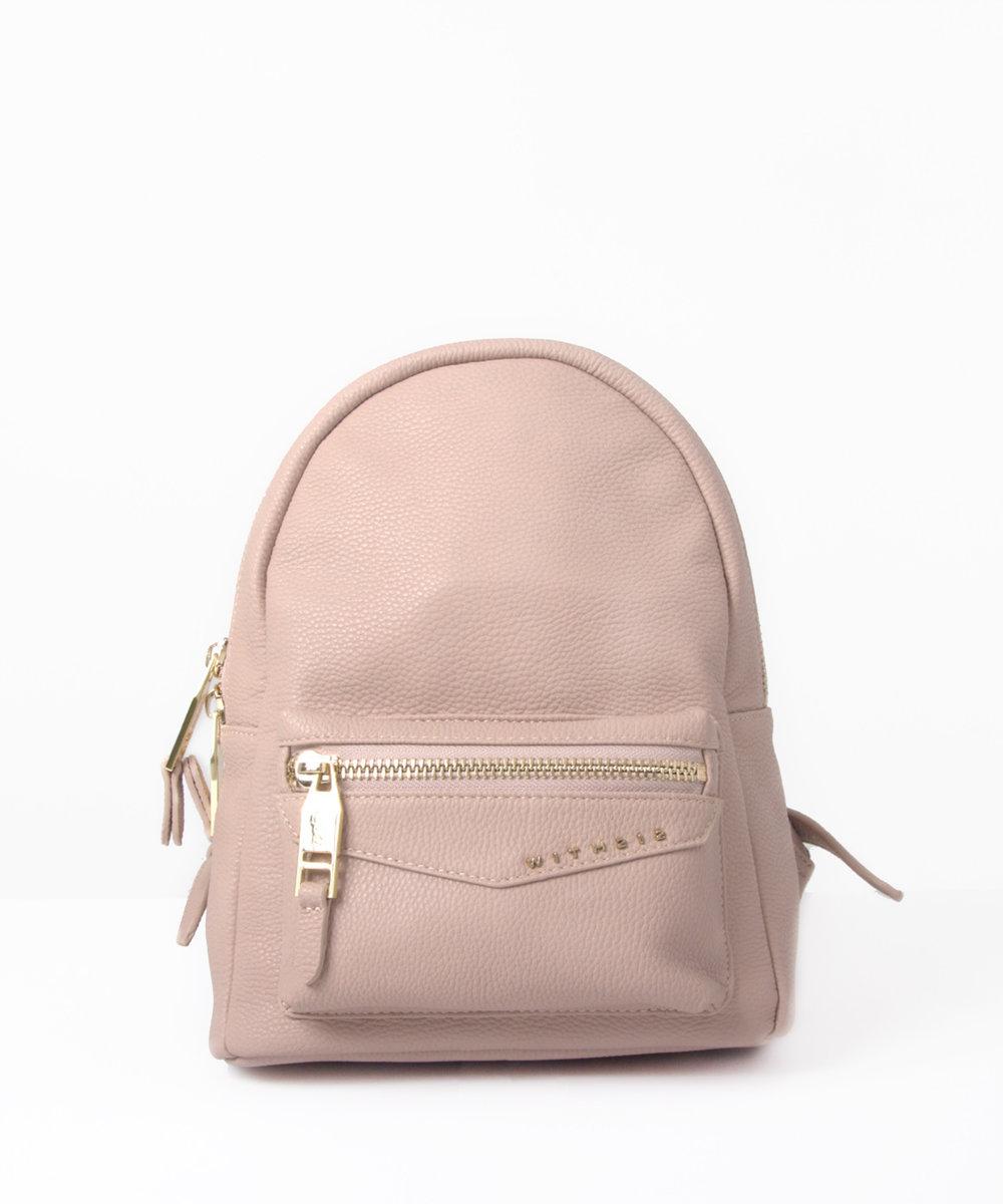 bbf50ea1c8 Light Pink Mini Backpack- Fenix Toulouse Handball