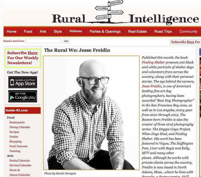 Rural Intelligence