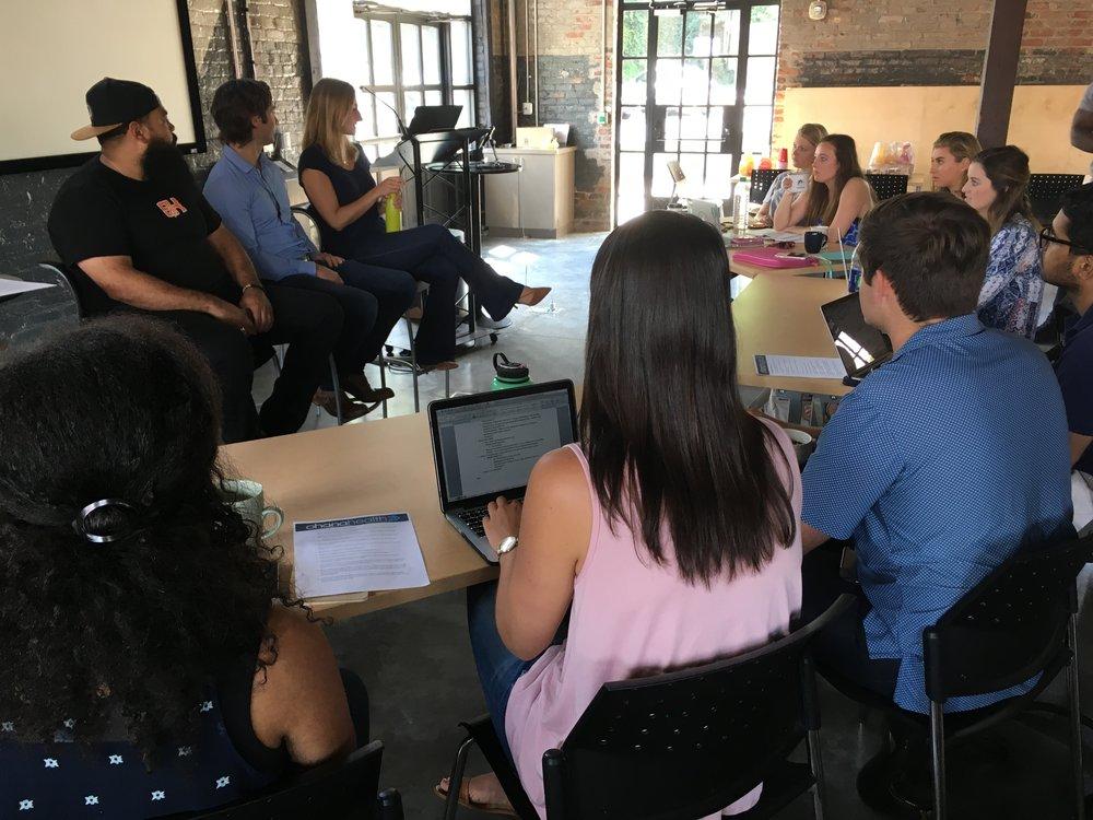 OhanaHealth Healthcare Innovation Internship Entrepreneurship Startup Module