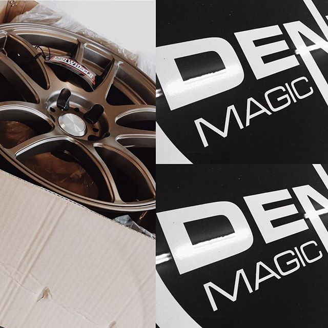 Stay tuned for our new ride... #problemsolver #wefixthat #PDR #vehiclerepair #magic #esrwheels #custompaint #service #madeinmontana #dentmobile #dentmagic #dentremoval #newwhip #newwheels