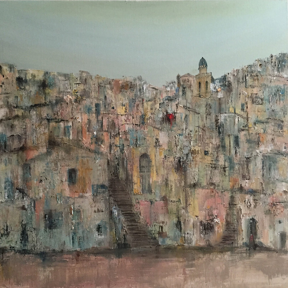 Walking through Baroque Ibla