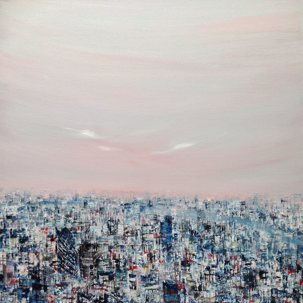 Pink sky II