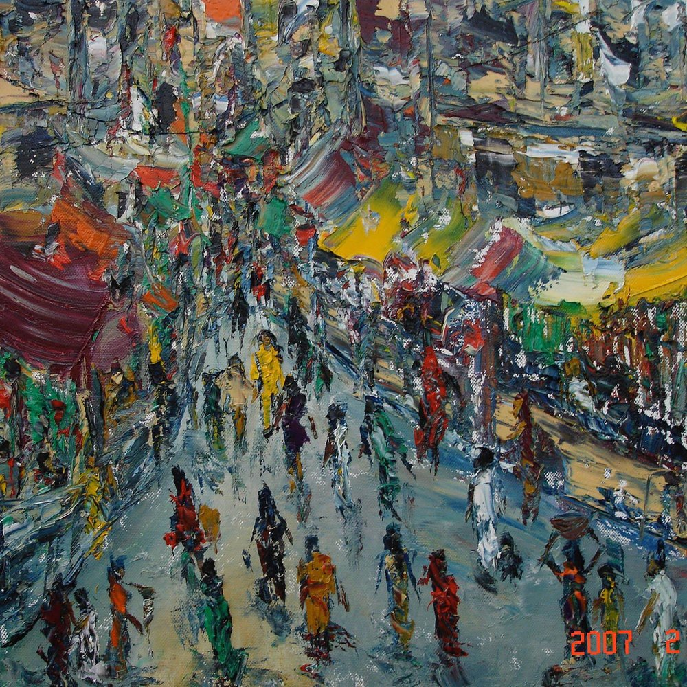 Market in Ajmer