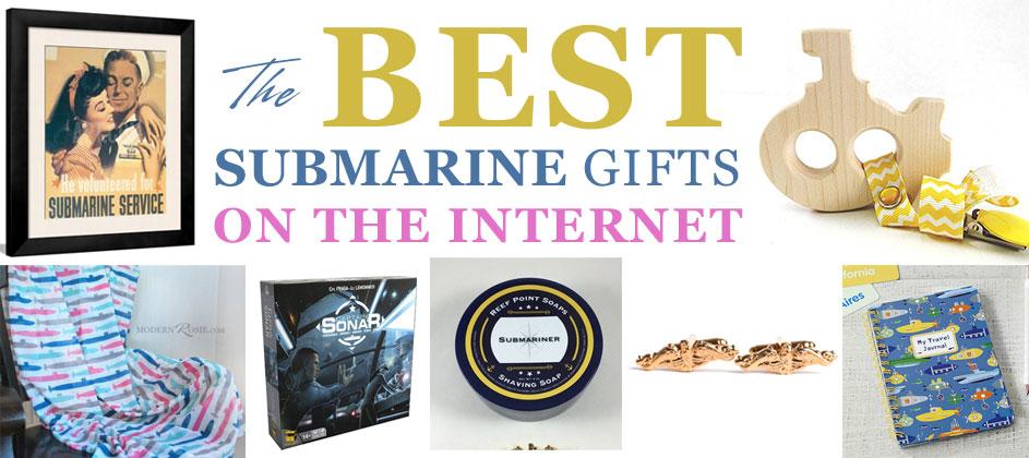 best submarine gifts