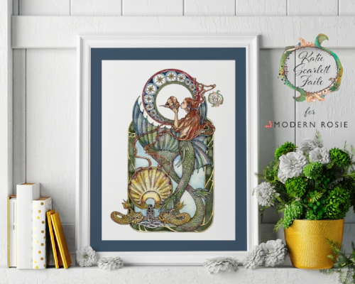Now Available - The Beautiful Art of Katie Faile