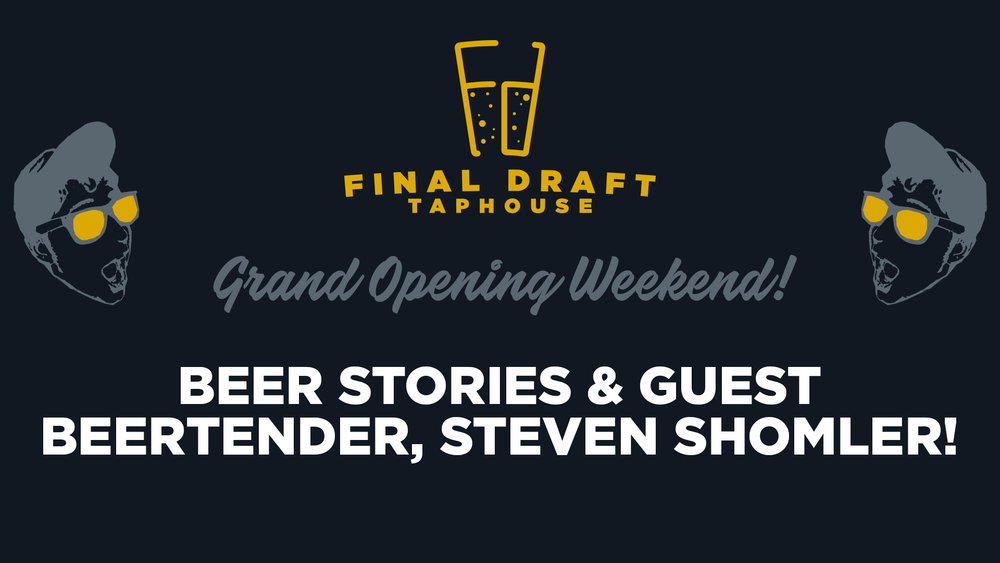 On Sunday, August 6 from 3 to 5 p.m., Steven Shomler, Author of Portland Beer Stories and creator of the Portland Beer Podcast will be beertending at our taphouse. He is a mentor, amazingly RAD human and a advocate and huge-supporter of all craft-beer and craft-beverage and food creations in Portland and beyond. Steven will be giving away two of his books and have more for sale.  In addition, we will be introducing our first storytelling event called Snaps & Taps. Photographer Jeff Hinds will be at the taphouse previewing a sneak peak of what Snaps & Taps will be like and sharing more about how to get involved with Snapa & Taps, a photography basics meet-up for craft-beer lovers!