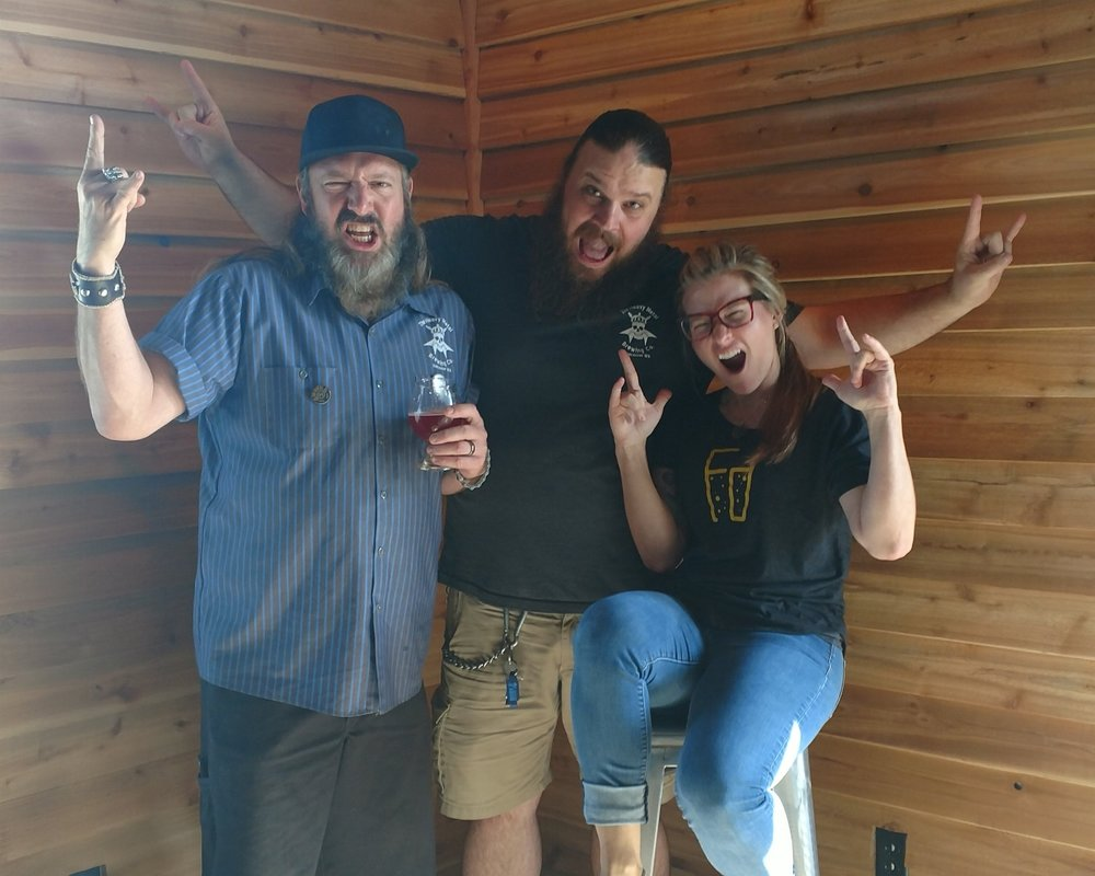 Brewers' Stories - The Heavy Metal Brewing Co. Brewers