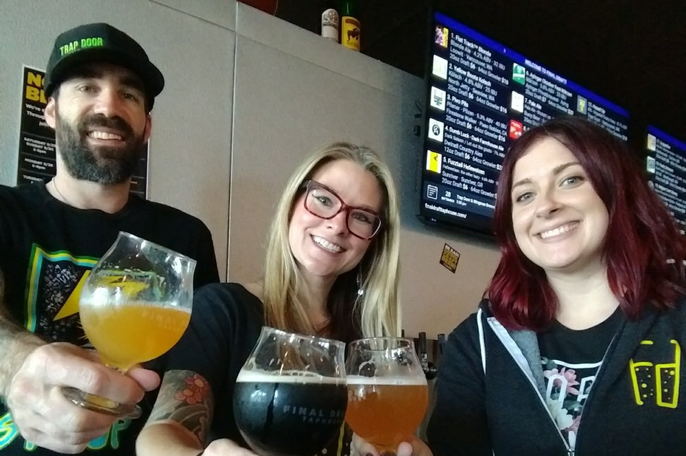 Happy Final Draft Taphouse Crew!