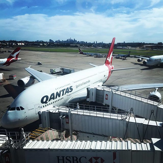 @qantas First Class product is 10 years old. While it's due for a refresh starting this March it's held up amazingly over time. Fantastic bedding, great food, amazing service and the best first class lounges anywhere make this a must fly product! #FirstClass #flight #planespotting #megaplane #airbus #A380 #Qanats #Sydney #avgeek #aviation #instagramaviation #airport #aviationsydney #flying #aircraft #av1ati0n #DFWtoSYD #spotter #traveler #frequentflyer #thepointsguy #SamChui #SamChuiPhotos #travel #legroom #travelling #travelwriter #wanderlust #pointselevated