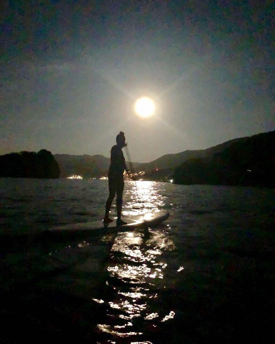 full moon paddle puerto vallarta