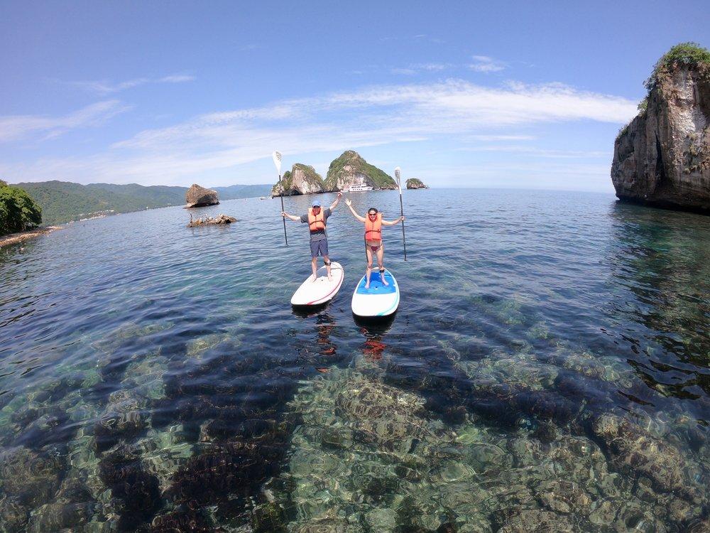 Paddleboard Los Arcos Puerto Vallarta