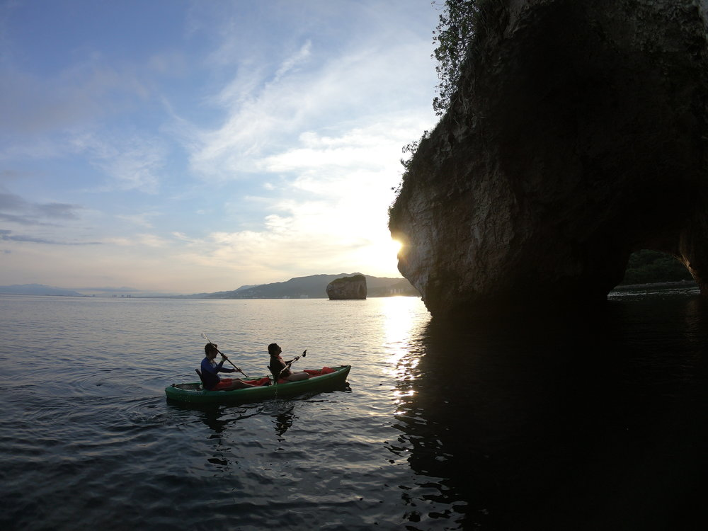 Sunrise Paddle Los Arcos Puerto Vallarta