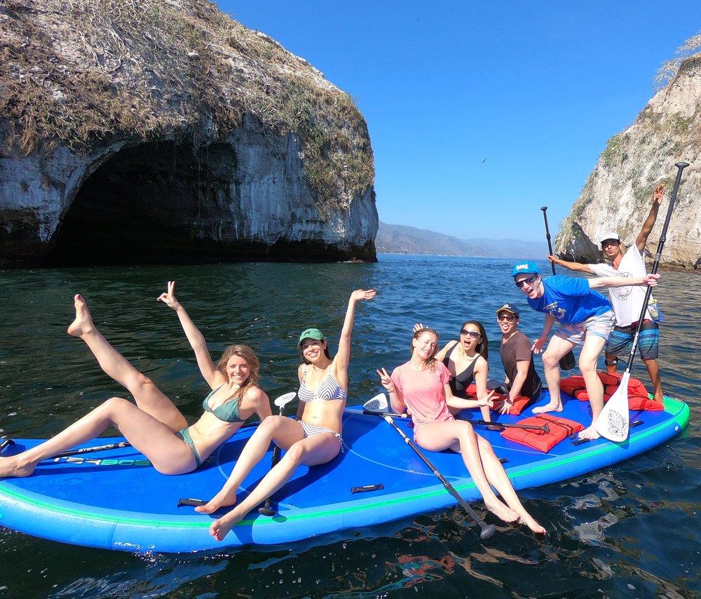 Snorkel Paddle Los Arcos Puerto Vallarta
