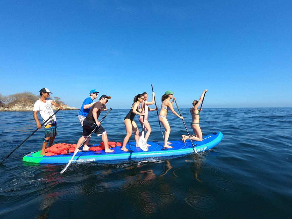 Starship Paddle Board Puerto Vallarta