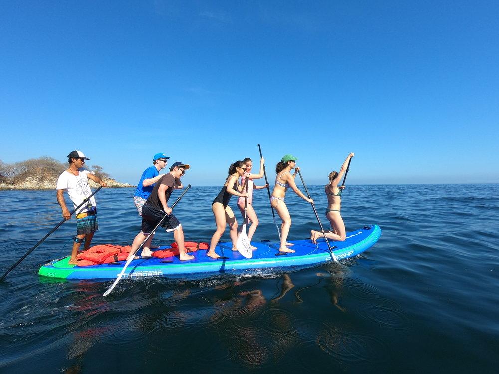Starship Paddle Board Puerto Vallarta