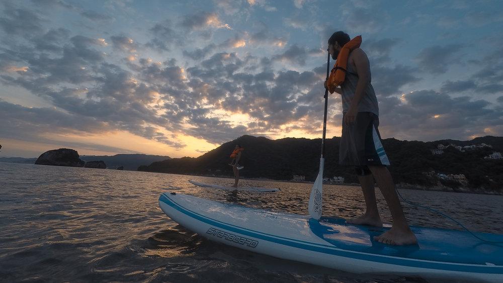 stand up paddle board puerto vallarta
