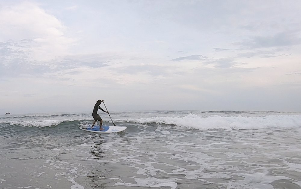 stand up paddle surf excursion puerto vallarta