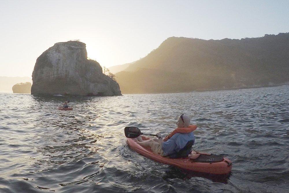 kayak los arcos puerto vallarta
