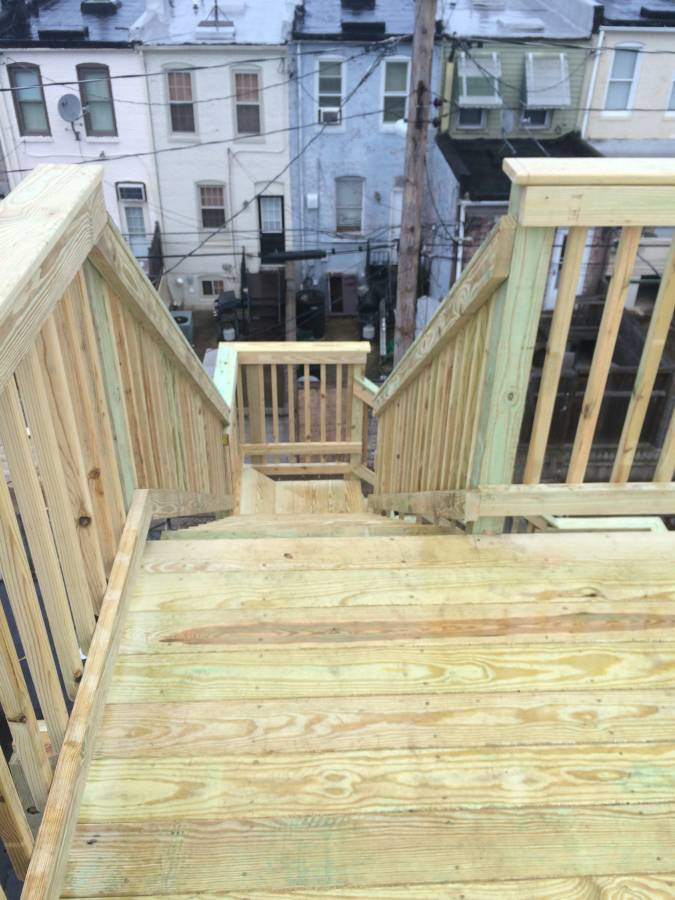 515 S Potomac (4 bed) - $3100 / month