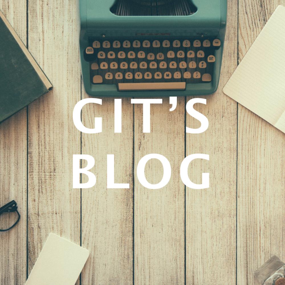 Git's Blog