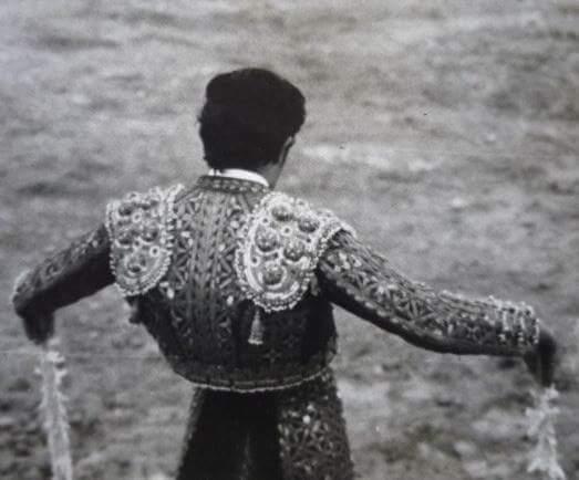 Paco in full regalia, performing in Zacatecas,c.1986.