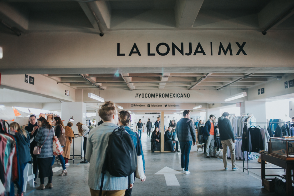 Design fair La Lonja hosts Mexico's most promising makers at curated quarterly shopping events.