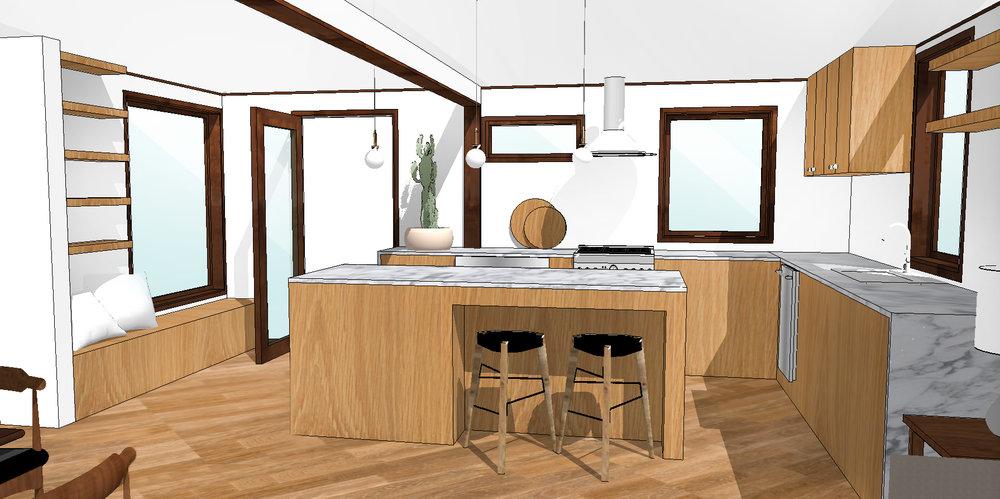 Potrero Hill Kitchen Storey Design
