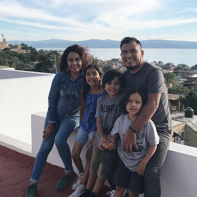 Meet Sam, Pati and their sweet kids. The Luna family serves and oversees our village programs. Every week they pour their hearts and souls out for those in our communities. We love the Luna's and are grateful for their hearts, and commitment to us.