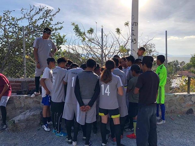 Another game. Another win! Congrats Marked Soccer Team!