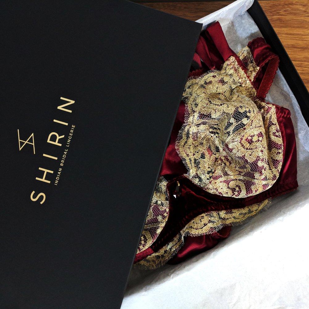 32c56afa2f239 The Ruby Brief — Shirin Indian Bridal Lingerie