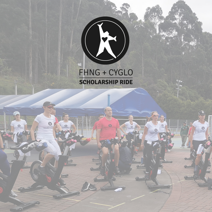 FHNG + CYGLO Scholarship Ride