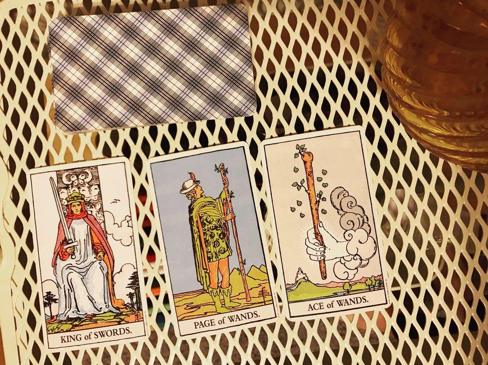 October 3 Tarot Cards.JPG