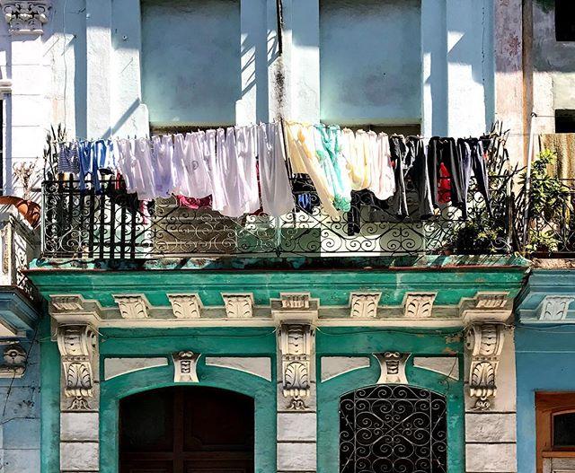 #laundryday - - - - - #colors #havana #cuba #cube #clean #dirtyconfessions