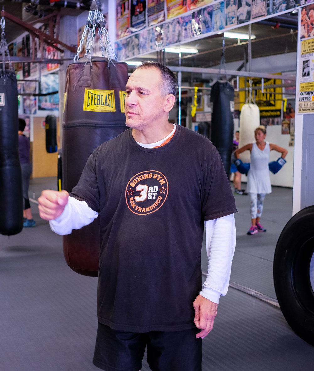 Hope for the Iron Man - On August 16th, 2017, one of our trainers, Ed