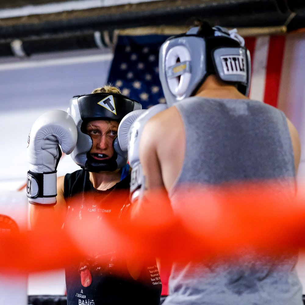 3rd street boxing gym sparring classes