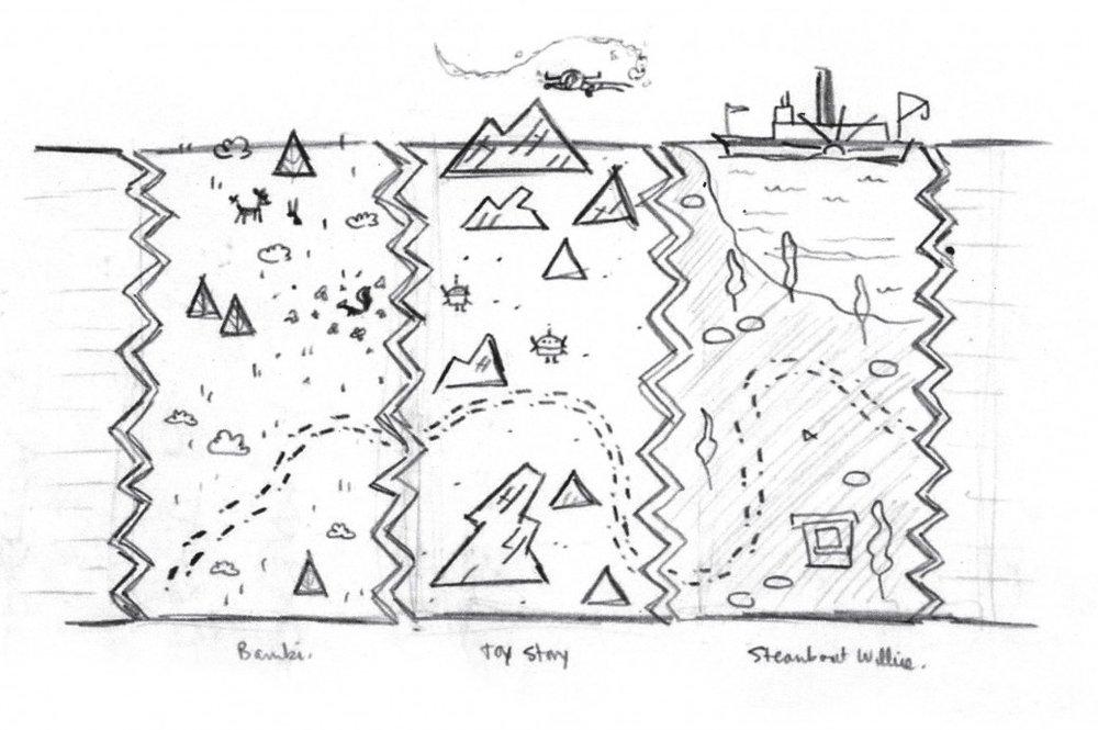 Concept Sketch: